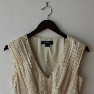 Embroidery Marciano Dress